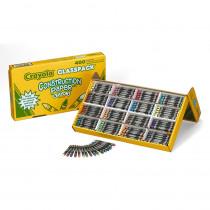 BIN521617 - Construction Paper Crayon 400 Ct Class Pk Regular Size in Crayons