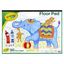 Giant Paper Pad, 30 Sheets - BIN993401 | Crayola Llc | Sketch Pads