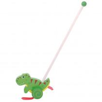 T-Rex Push Along - BJTBB139 | Bigjigs Toys | Toys