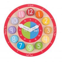 BJTBJ906 - Teaching Clock in Clocks