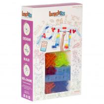 Brackitz Inventor 44 Piece Building Toy Set - BKZBZ82111 | Building Creative Kids | Blocks & Construction Play