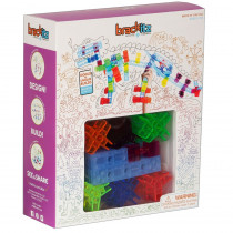 BKZBZ82112 - Brackitz Inventor 100 Piece Set in Blocks & Construction Play