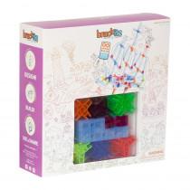 Brackitz Inventor 170 Piece Building Toy Set - BKZBZ82113 | Building Creative Kids | Blocks & Construction Play
