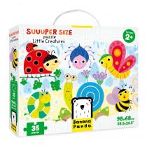 Suuuper Size Puzzle Little Creatures - BPN33678 | Banana Panda | Floor Puzzles