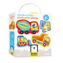 Hands at Play Construction Vehicles - BPN33684 | Banana Panda | Floor Puzzles