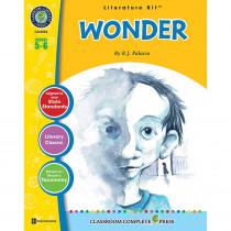 CCP2533 - Grade 5-6 Wonder Literature Kit in Literature Units