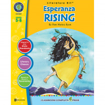 CCP2537 - Esperanza Rising Lit Kit Gr 5-6 Learning Center in Leveled Readers