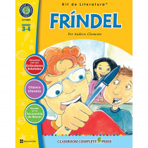 CCP2800 - Frindel Literature Kit Spanish in Books
