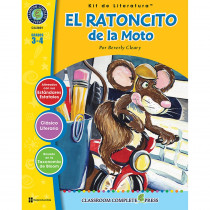 CCP2801 - El Ratoncito De La Moto Lit Kit Spanish in Books