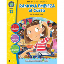 CCP2803 - Ramona Empieza El Curso Lit Kit Spanish in Books