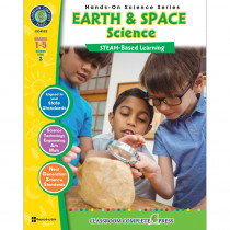 CCP4102 - Hands On Science Earth/Space Sci Steam Based Learning in Earth Science