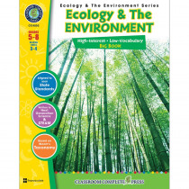 CCP4503 - Ecology & The Environment Series Ecology & Environments Big Book in Environment