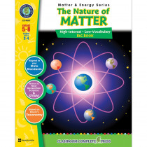CCP4507 - The Nature Of Matter Big Book in Energy