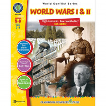 CCP5503 - World Conflict Series World Wars I And Ii Big Book in History