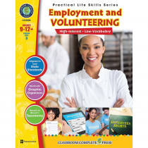 CCP5808 - Employment & Volunteering in Reference Materials