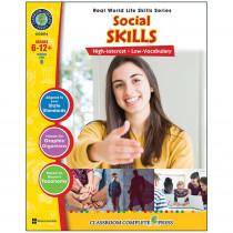 Read World Life Skills: Social Skills - CCP5814 | Classroom Complete Press | Self Awareness