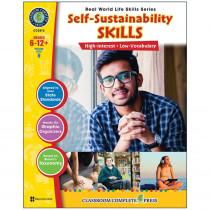 Read World Life Skills: Self-Sustainability Skills - CCP5815 | Classroom Complete Press | Self Awareness