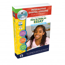 CCP7106 - How To Write An Essay Interactive Whiteboard Lessons in Language Arts