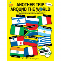 CD-0804 - Another Trip Around The World Gr K3 in Geography