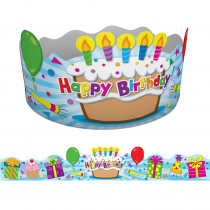 CD-101021 - Birthday Crown in Crowns