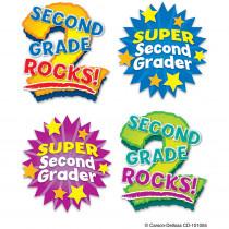 CD-101055 - Second Grade Tattoos in Novelty