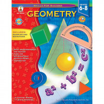 CD-104245 - Geometry Gr 6-8 in Geometry