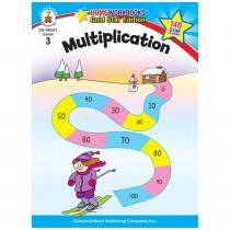 CD-104371 - Multiplication Home Workbook Gr 3 in Multiplication & Division