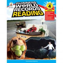 CD-104421 - Guinness World Records Reading Gr 4 in Activities