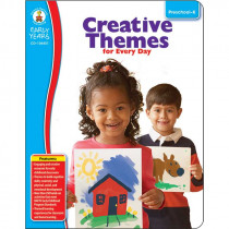 CD-104451 - Early Years Creative Themes For Every Day in Classroom Activities