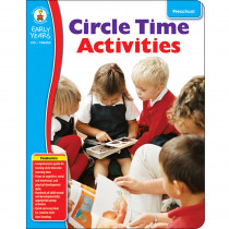 CD-104452 - Early Years Circle Time Activities in Classroom Activities