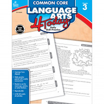 CD-104598 - Language Arts 4 Today Gr 3 in Activities