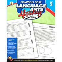 CD-104600 - Language Arts 4 Today Gr 5 in Activities