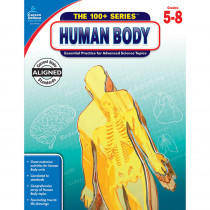 CD-104641 - The Human Body Gr 5-8 in Human Anatomy