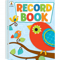 CD-104787 - Boho Birds Record Book in Plan & Record Books