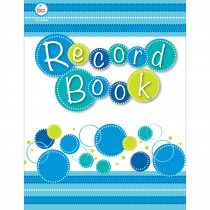 CD-104789 - Bubbly Blues Record Book in Plan & Record Books