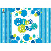CD-104790 - Bubbly Blues Plan Book in Plan & Record Books