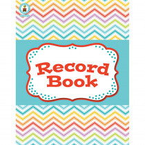 CD-104797 - Chevron Record Book Book in Plan & Record Books