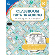 CD-104916 - Classroom Data Tracking Gr K in Teacher Resources