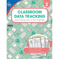 CD-104918 - Classroom Data Tracking Gr 2 in Teacher Resources