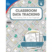 CD-104920 - Classroom Data Tracking Gr 4 in Teacher Resources