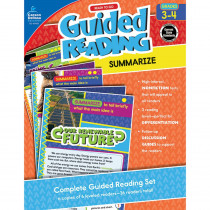CD-104933 - Guided Reading Summarize Gr 3-4 in Comprehension