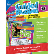 CD-104961 - Guided Determine Importance Gr 1-2 Reading in Comprehension