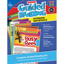 CD-104962 - Guided Determine Importance Gr 3-4 Reading in Comprehension