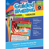 CD-104967 - Guided Reading Visualize Gr 1-2 in Comprehension