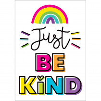 Kind Vibes Just Be Kind Poster - CD-106040 | Carson Dellosa Education | Classroom Theme