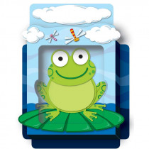 CD-108075 - Frogs Pop Its Pocket in Organizer Pockets