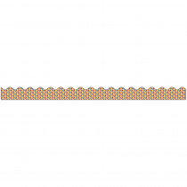 CD-108256 - School Pop Geo Fun Scalloped Border in Border/trimmer