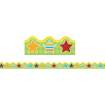 CD-108265 - Hipster Hip-Stars Scalloped Borders in Border/trimmer
