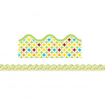 CD-108268 - Hipster Stardust Scalloped Border in Border/trimmer