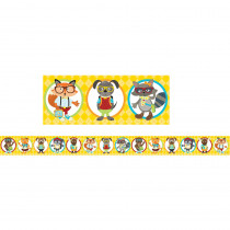 CD-108269 - Hipster Pals Straight Border in Border/trimmer